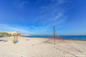 Campoamor Beach, Playa de la Glea, Orihuela Costa, Spain