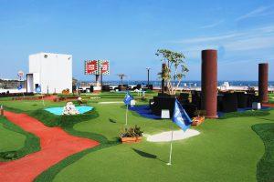 La Mosca Mini Golf, Playa Flamenca, Orihuela Costa, Spain