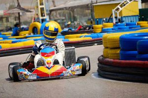 Orihuela Costa Go Karts, Playa Flamenca, Costa Blanca, Spain