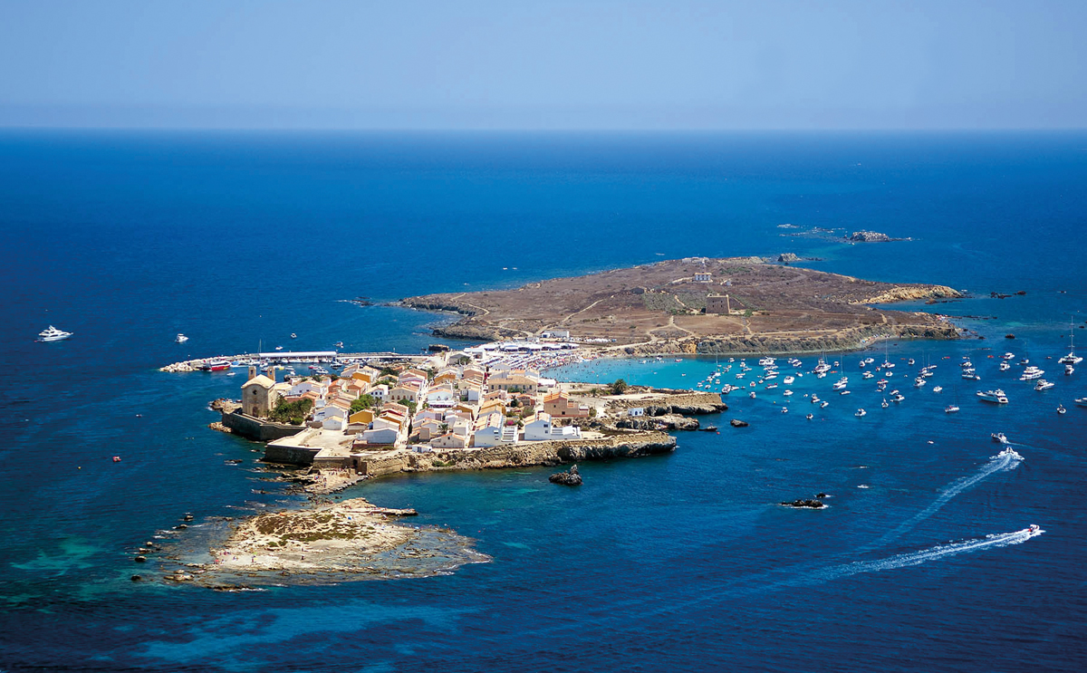 Day trips from Torrevieja to the Island of Tabarca