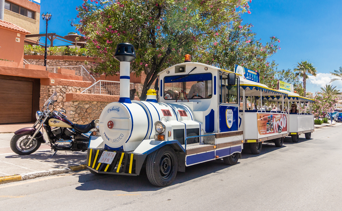 Orihuela Costa tourist train
