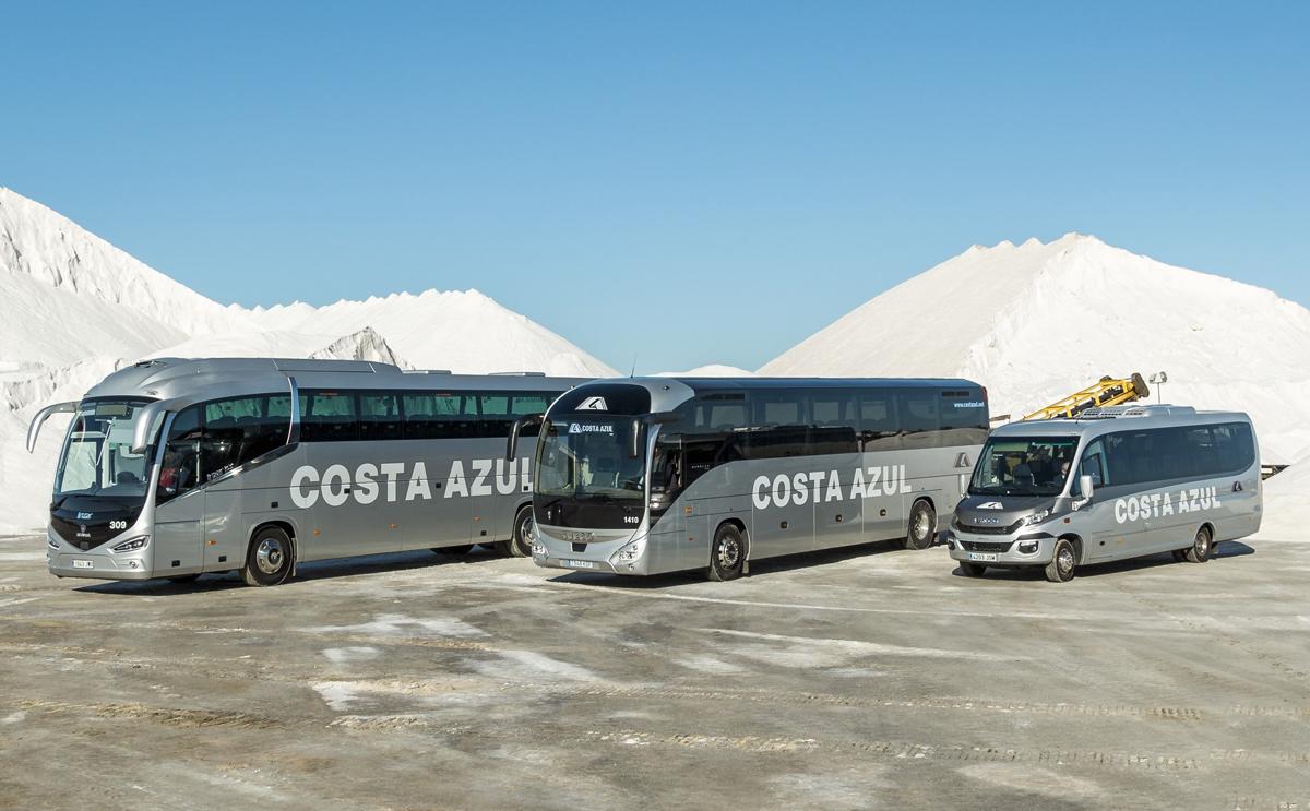 Public transport on the Orihuela Costa