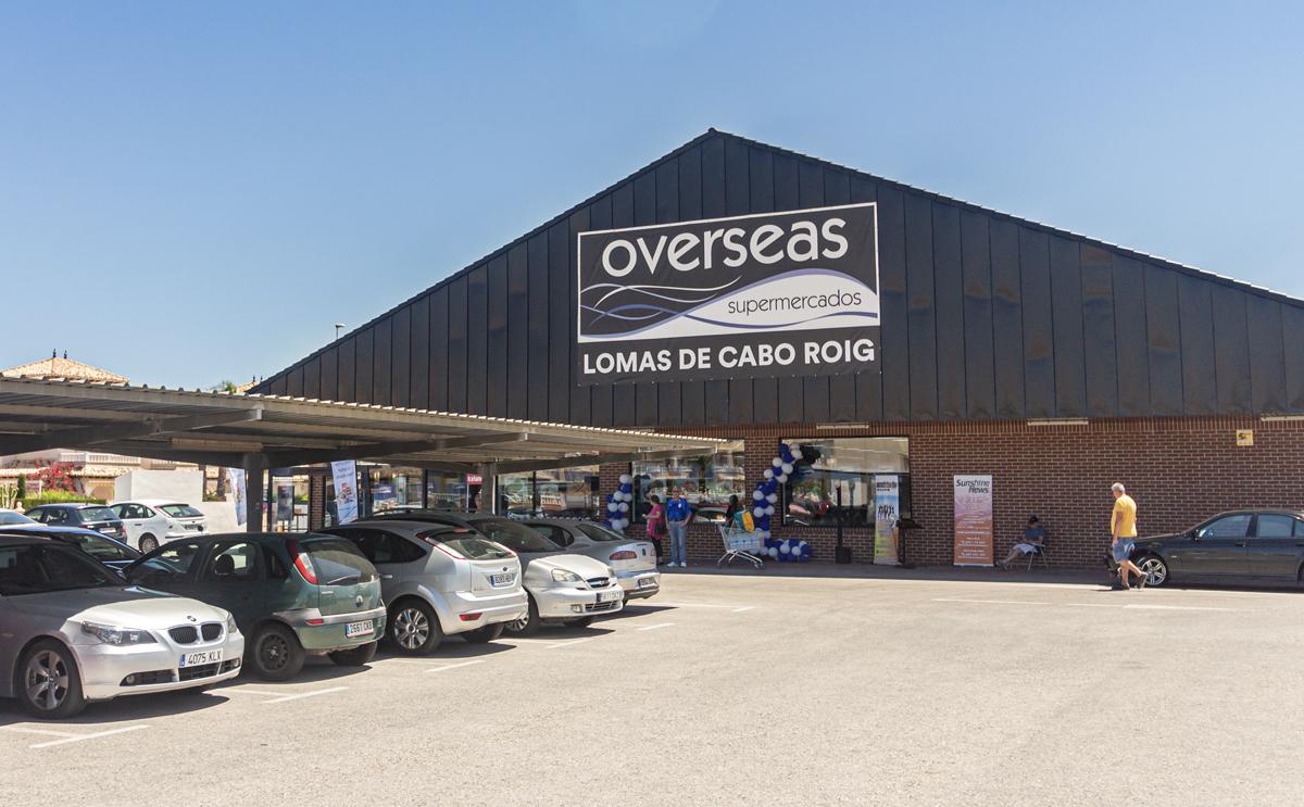 Iceland Overseas Supermarket, Lomas de Cabo Roig