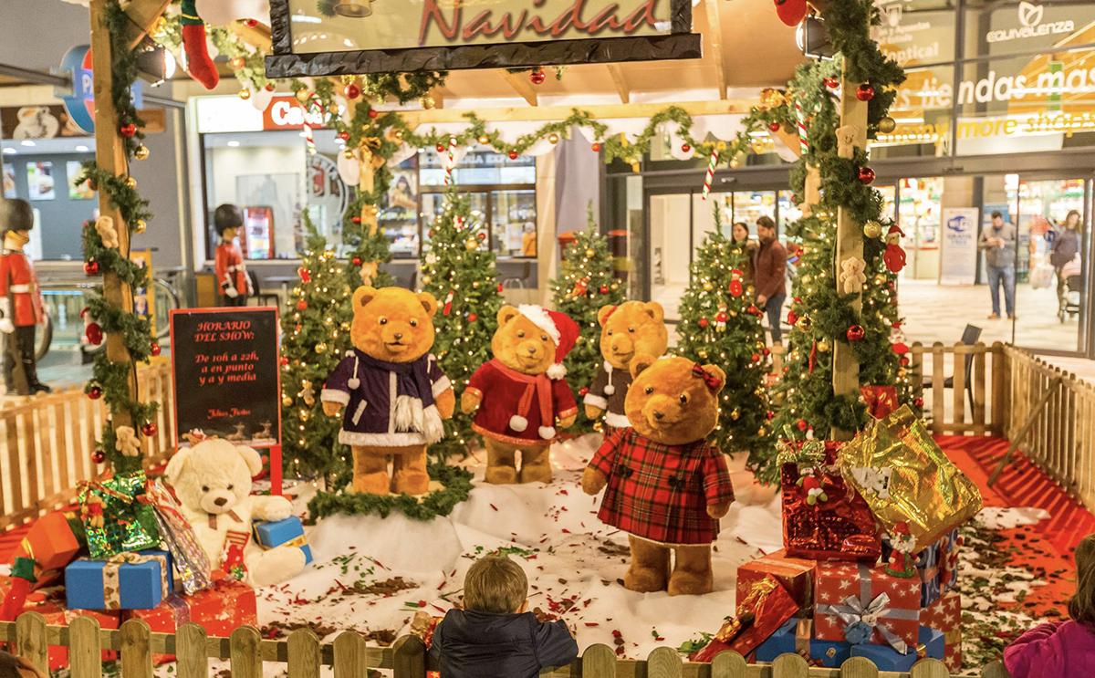 La Zenia Boulevard Christmas Parade and festive lights switch-on dates