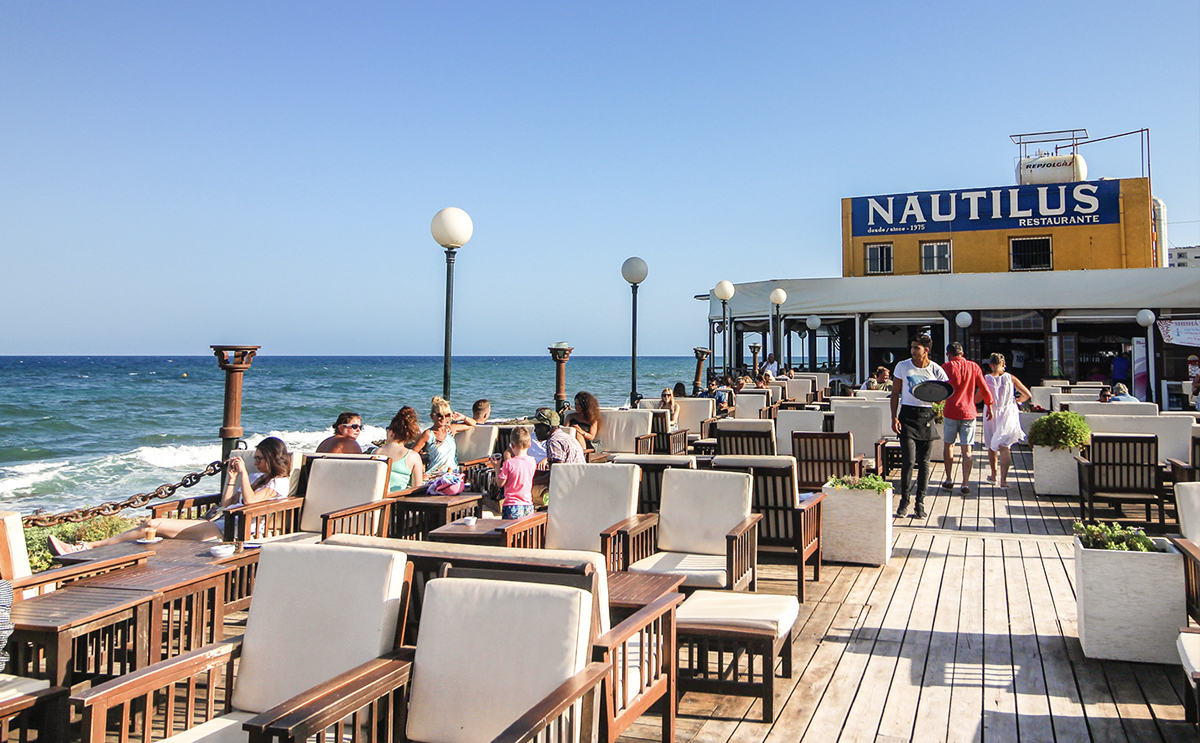 Christmas menus and festive restaurants, Restaurante Nautilus