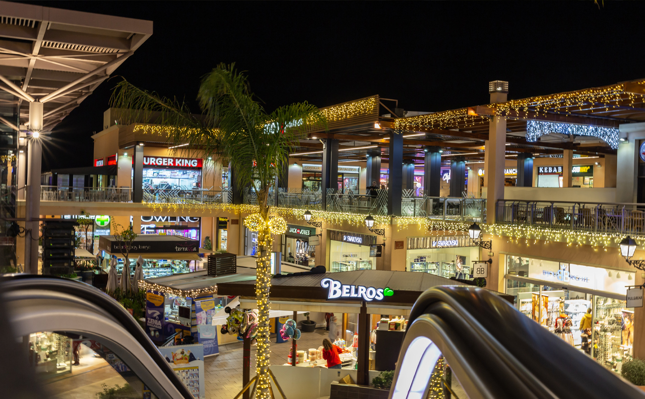 La Zenia Boulevard opening times for 2020