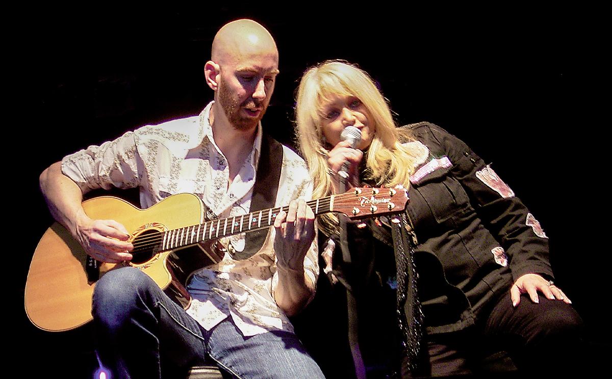 Bonnie Tyler summer 2020 concert tour date in Torrevieja, Span