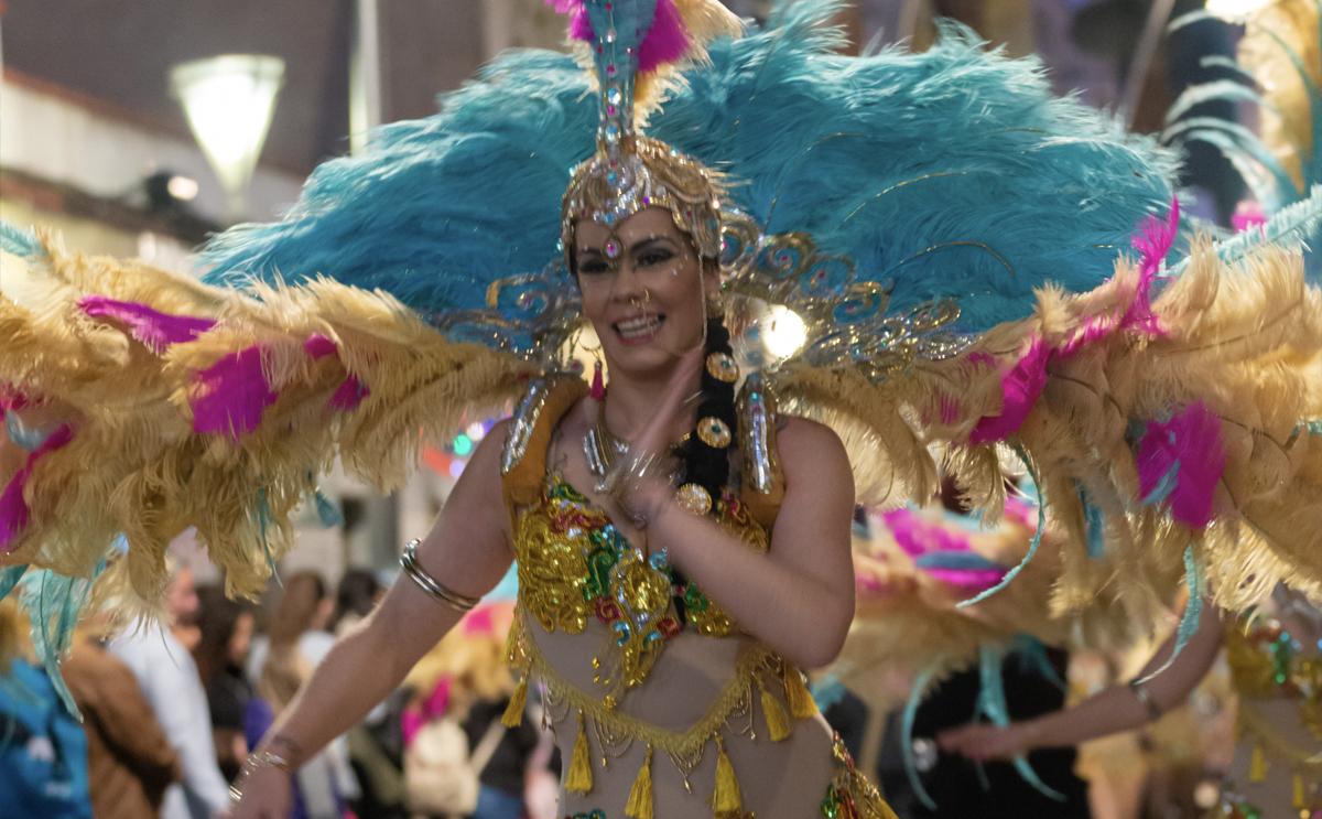 Torrevieja Carnival 2020, Costa Blanca, Spain