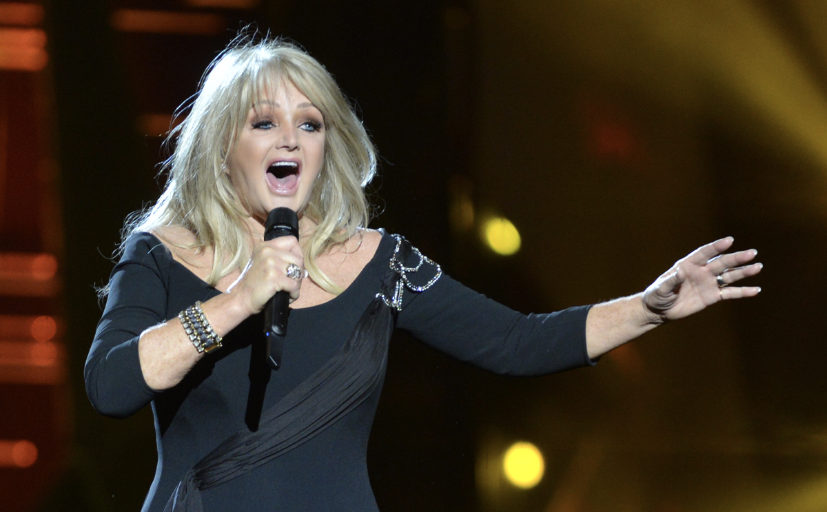 Bonnie Tyler summer 2020 concert tour date in Torrevieja, Span