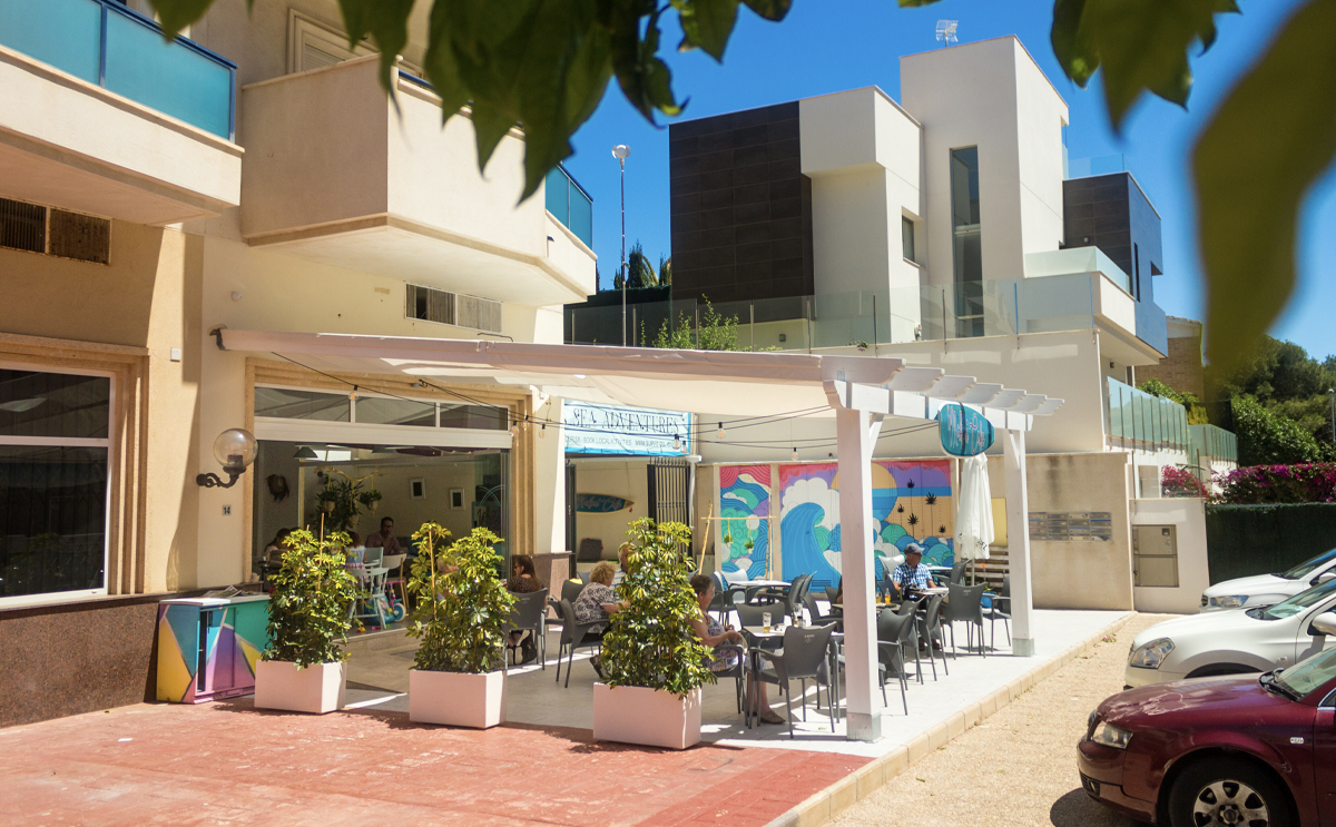 Makai Cafe restaurant review, La Zenia, Orihuela Costa