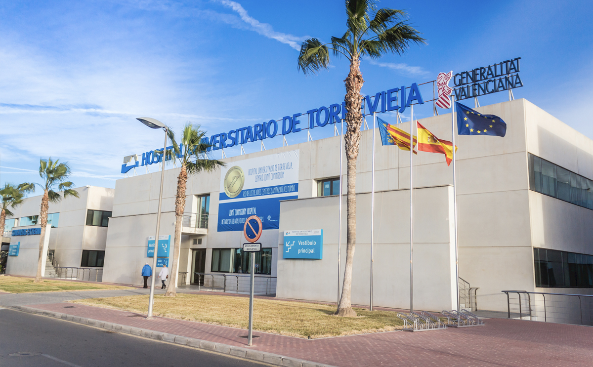 State of emergency on the Costa Blanca, Spain