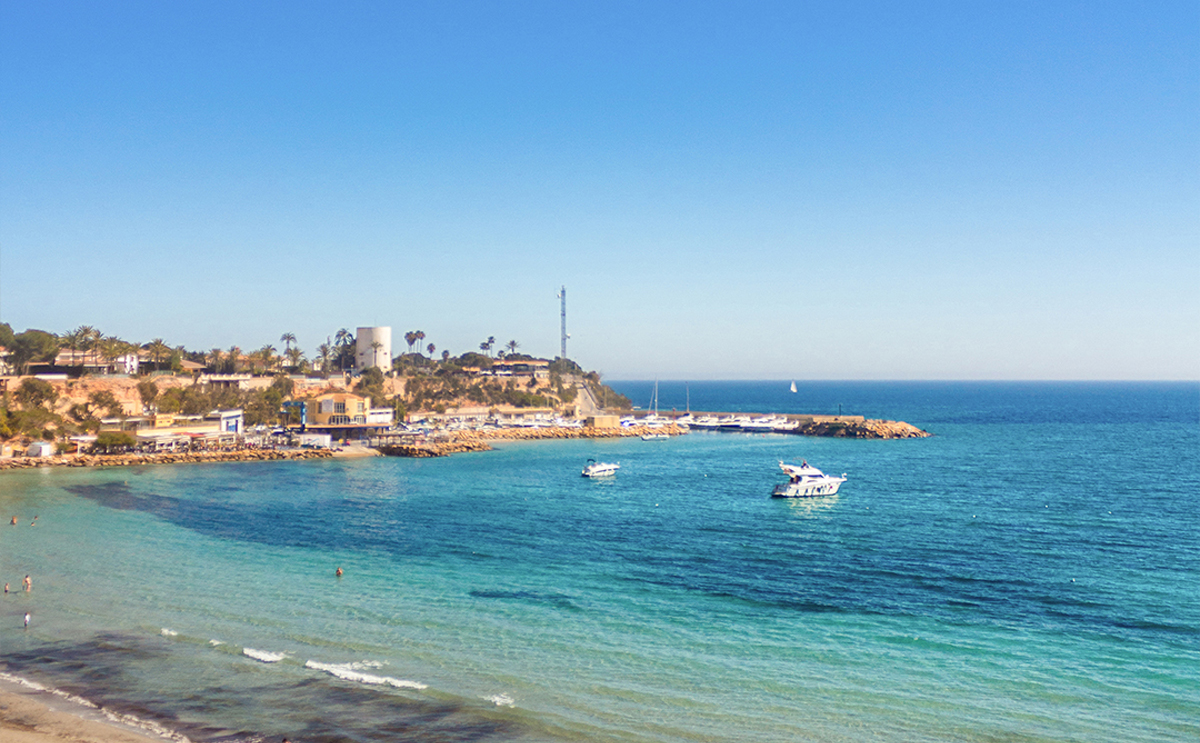Things to do Orihuela Costa, Cabo Roig beach
