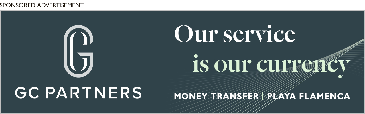 Sponsored advertisement, GC Partners Currency Services