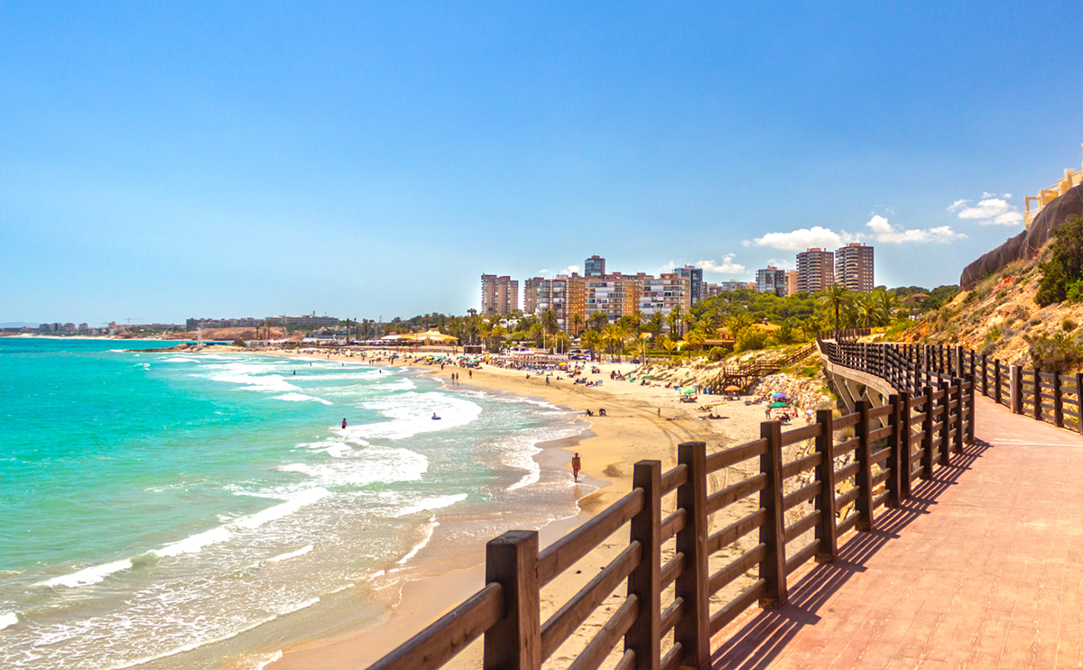 Travel restrictions on the Costa Blanca from Monday 26th April 2021